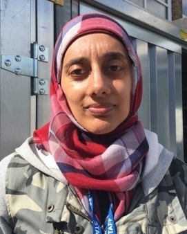 Rosina Rashid